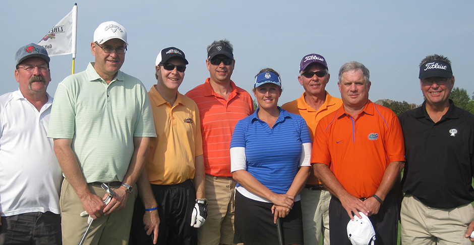 Liberty Fruit - Golf Tournament - Group Photo
